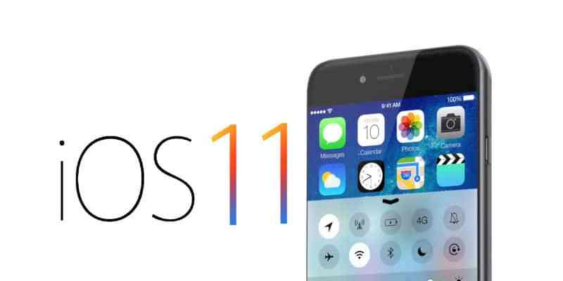 apple ios 11 features