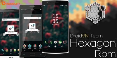 Hexagon ROM For Armani Redmi 1S
