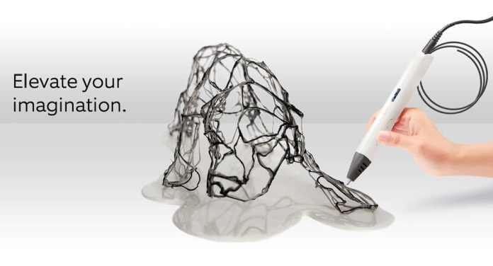 3D Objects with 3D Pen How to