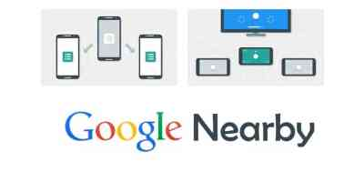 Google Nearby Connection API