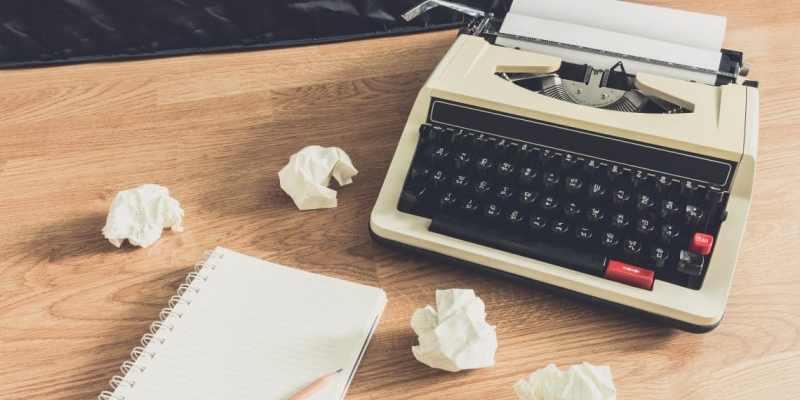 Copywriting Jobs Typewriter