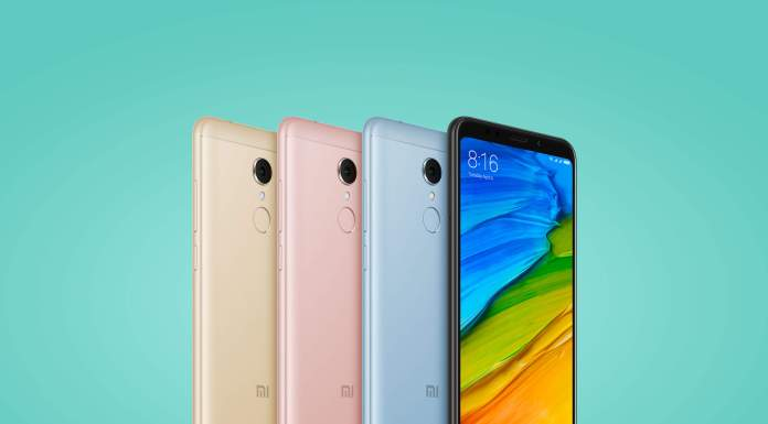 Custom ROM for Xiaomi Redmi 5