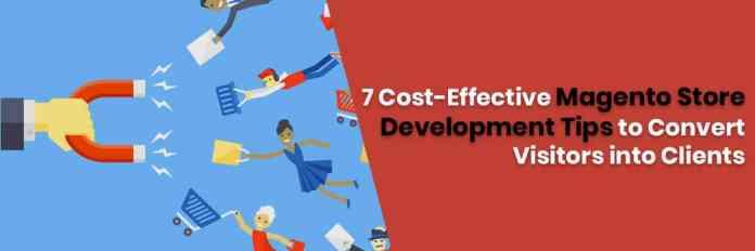 7 Cost-Effective Magento Store Development