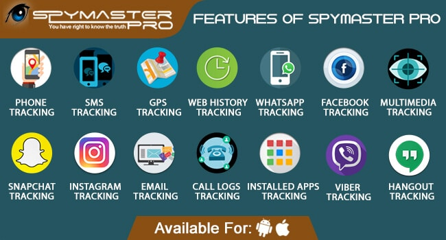 Features-of-Spymaster-Pro