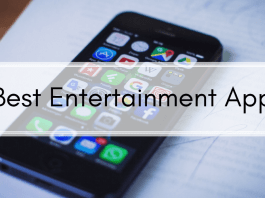 Entertainment-Apps