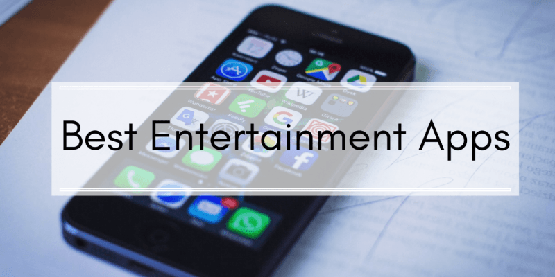 Entertainment-Apps