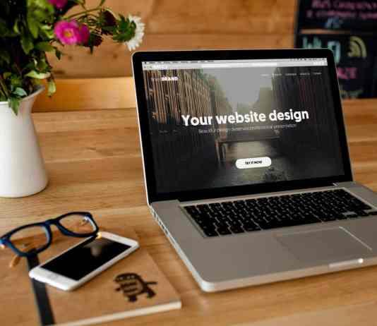 Web Design Trends 2018 banner
