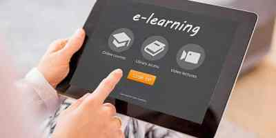 E- learning system
