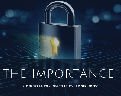 DIGITAL FORENSICS IN CYBER SECURITY