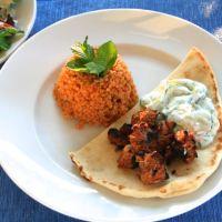 Shish Taouk: Middle Eastern Chicken Kebabs