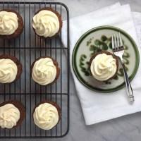 Ina Garten's Carrot Cake Cupcakes