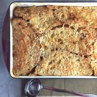 Butternut Squash Bread Soup (Panade de Butternut)