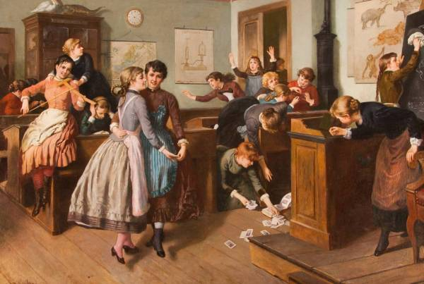 Noise in the Classroom, Rudolf Geyling