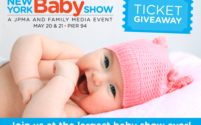 Free New York Baby Show Ticket Giveaway!