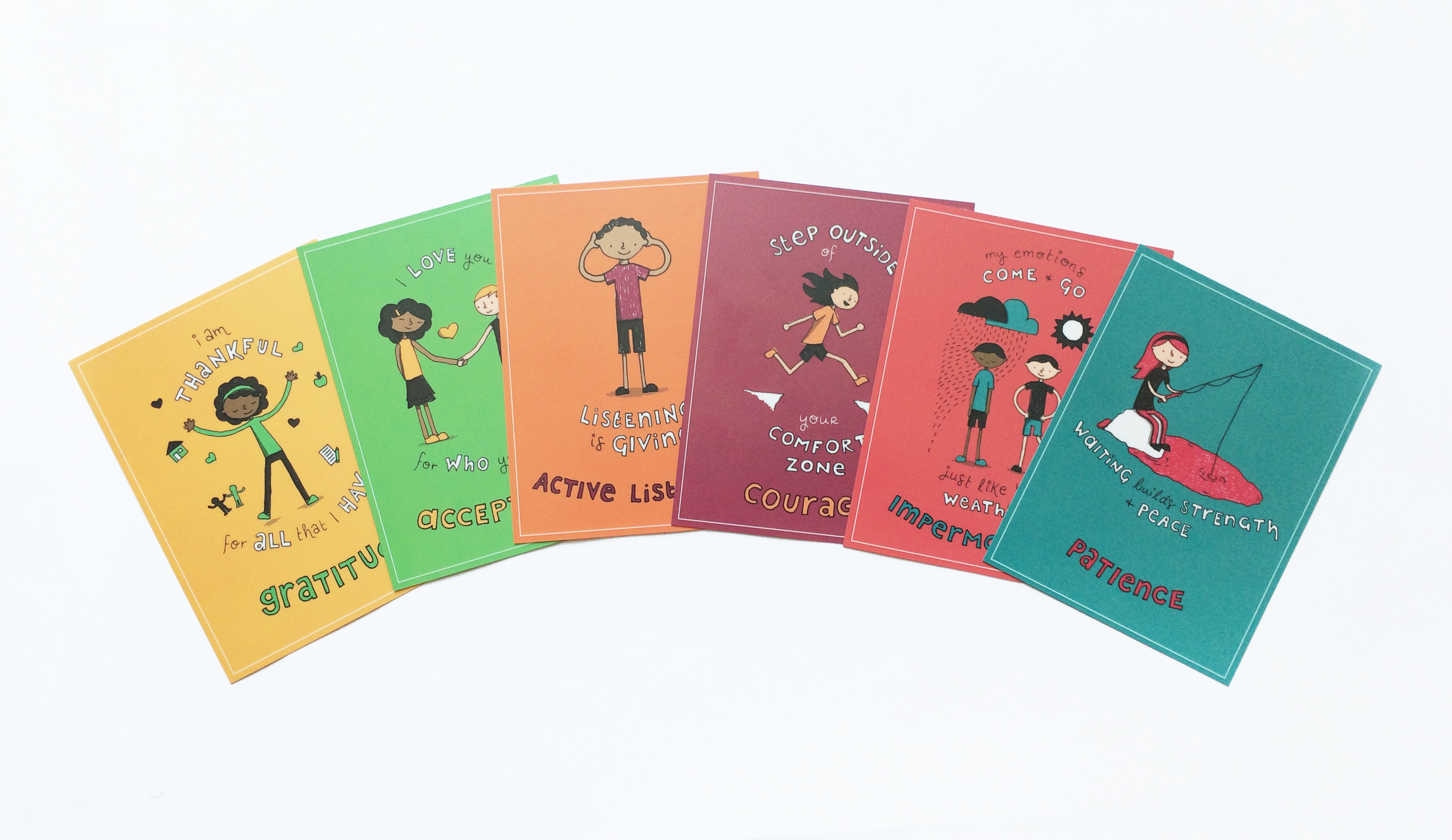 Mindful Actiivity Cards