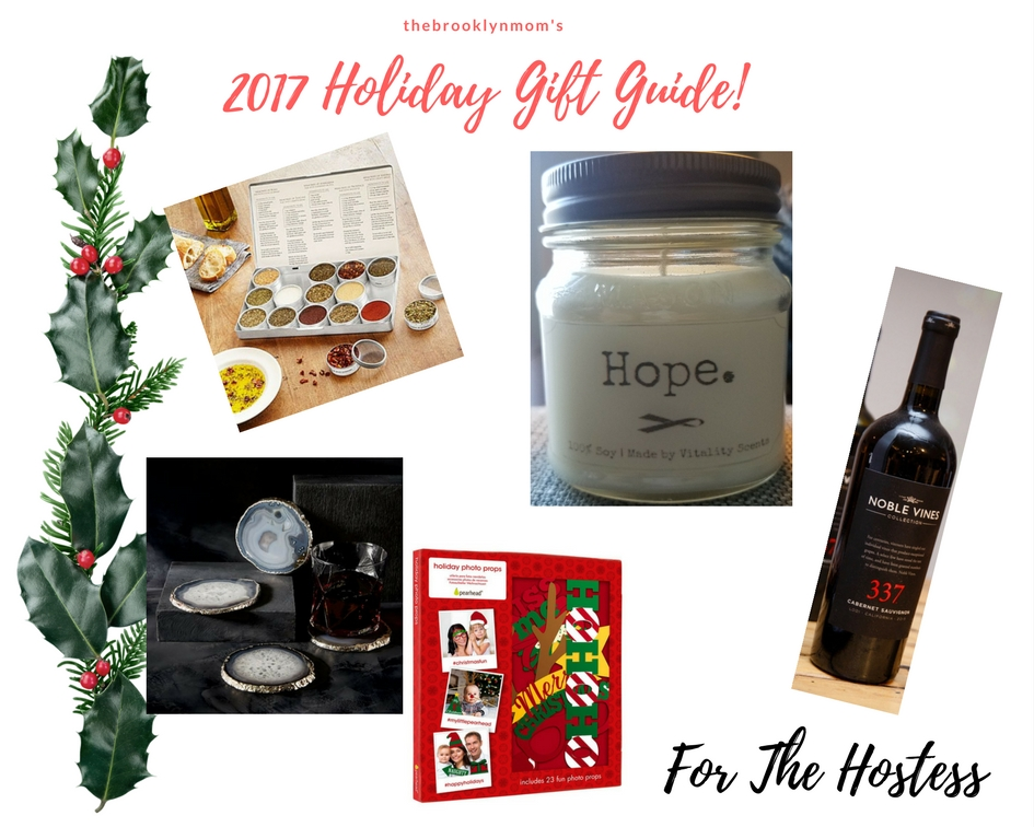 Hostess Holiday Gift Guide