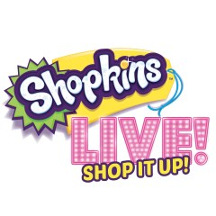Win a Family 4 Pack of Tickets for Shopkins Live!