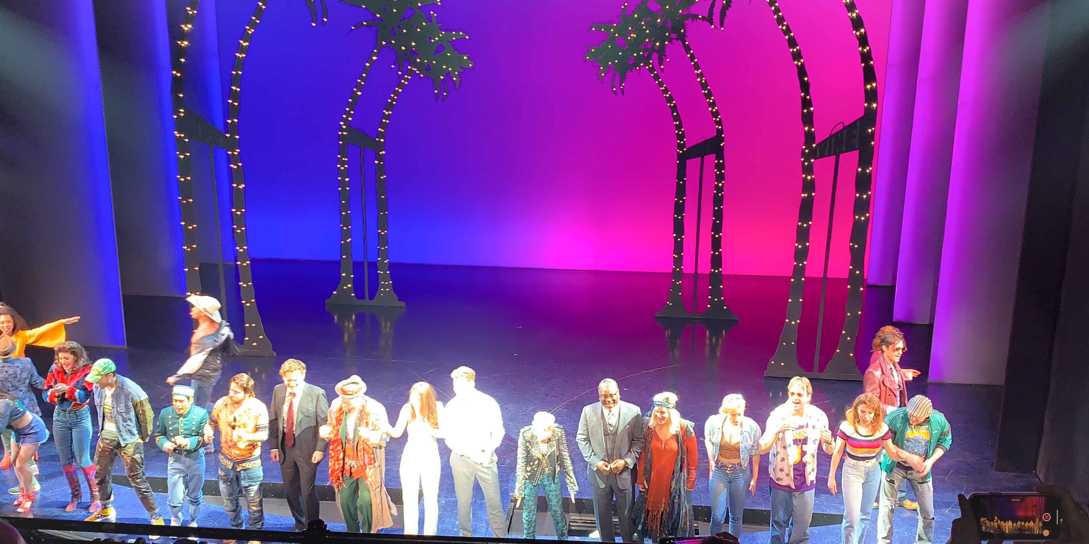 The Cast of Pretty Woman the Musical