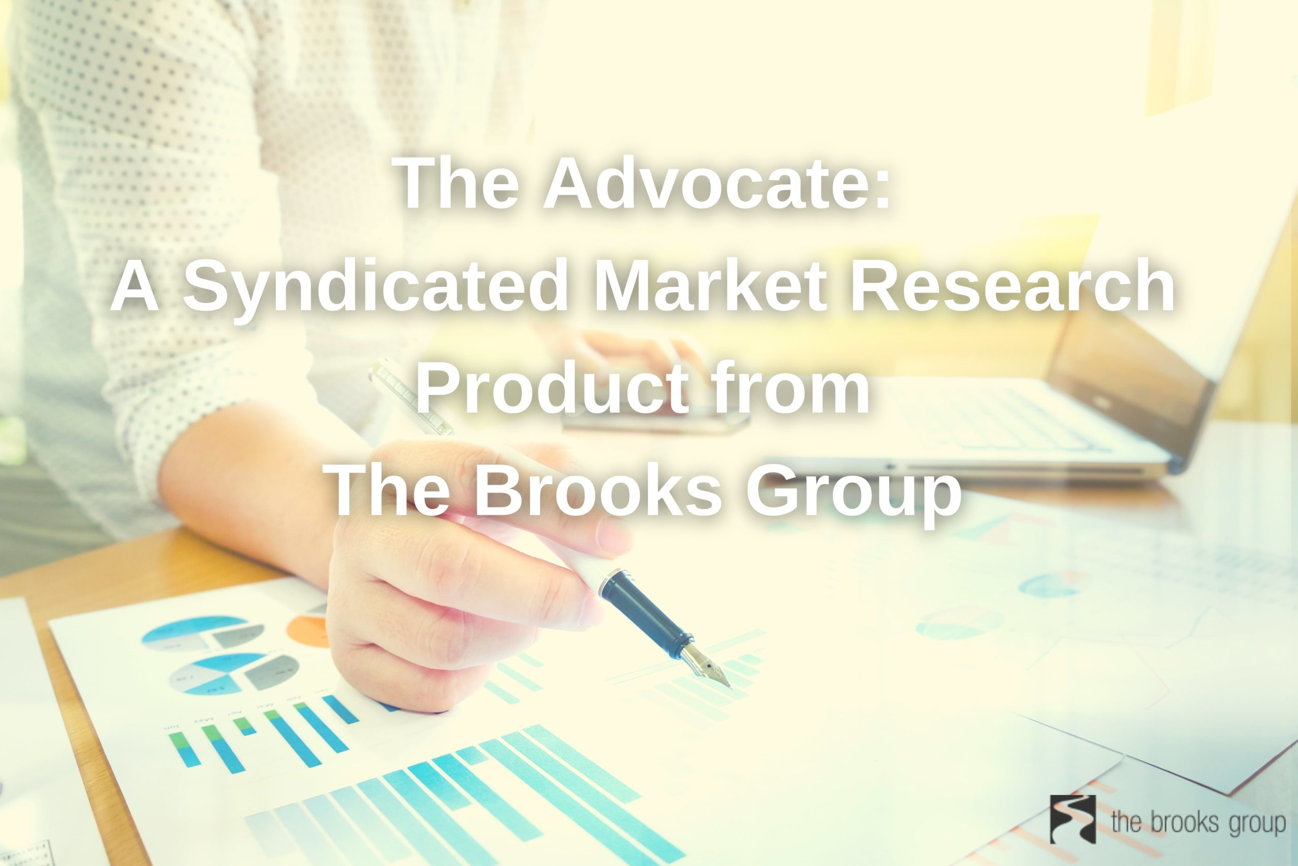 Syndicated Healthcare Market Research and The Advocate