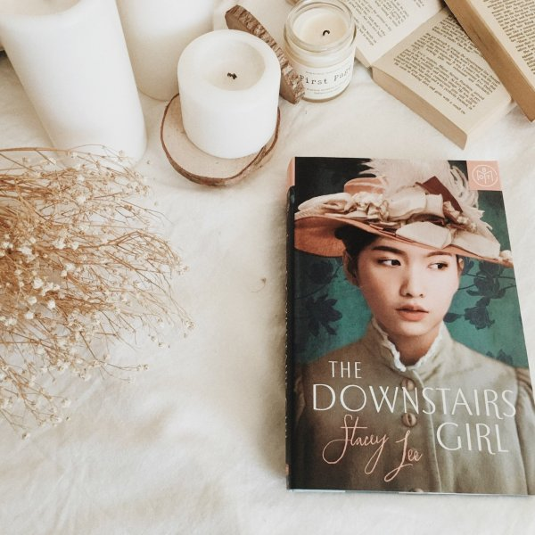 The Downstairs Girl - Stacey Lee