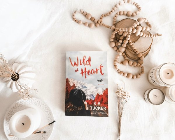 Wild at Heart by KA Tucker / one of my all time favorite 2020 novels