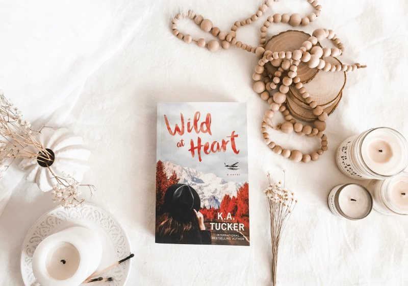 Wild at Heart by KA Tucker