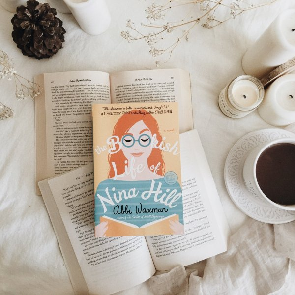 The Bookish Life of Nina Hill by Abbi Waxman