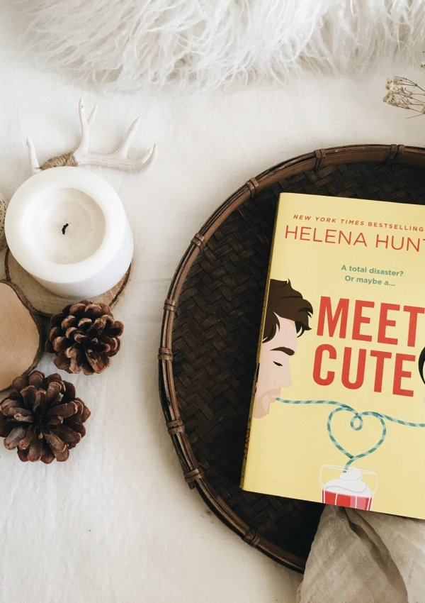 Meet Cute by Helena Hunting / Surprisingly different