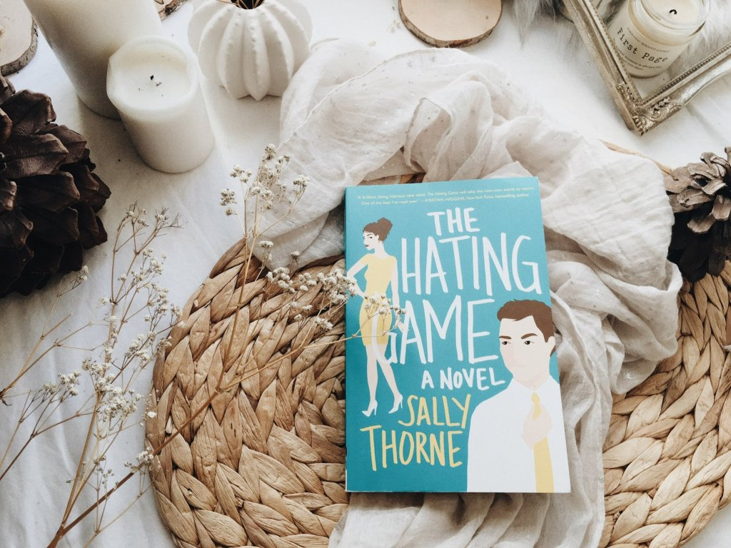 The Hating Game (ebook) by Sally Thorne Must Read Favorite Rom-com Novels