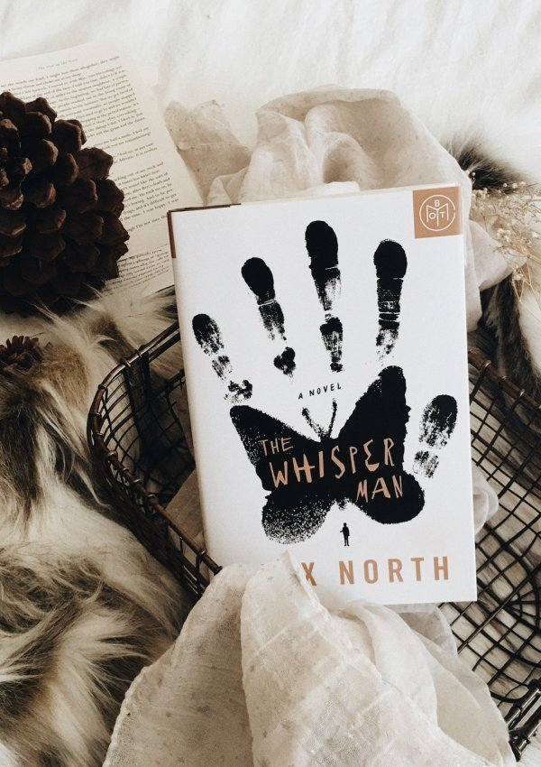 The Whisper man by Alex North / great thriller with epic ending