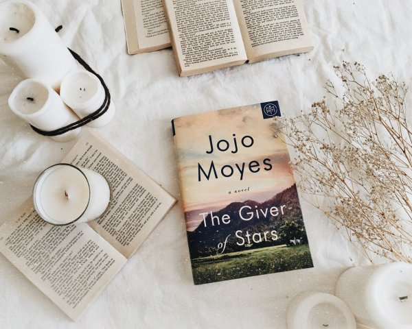 The Giver of Stars by Jojo Moyes / just AMAZING!!!