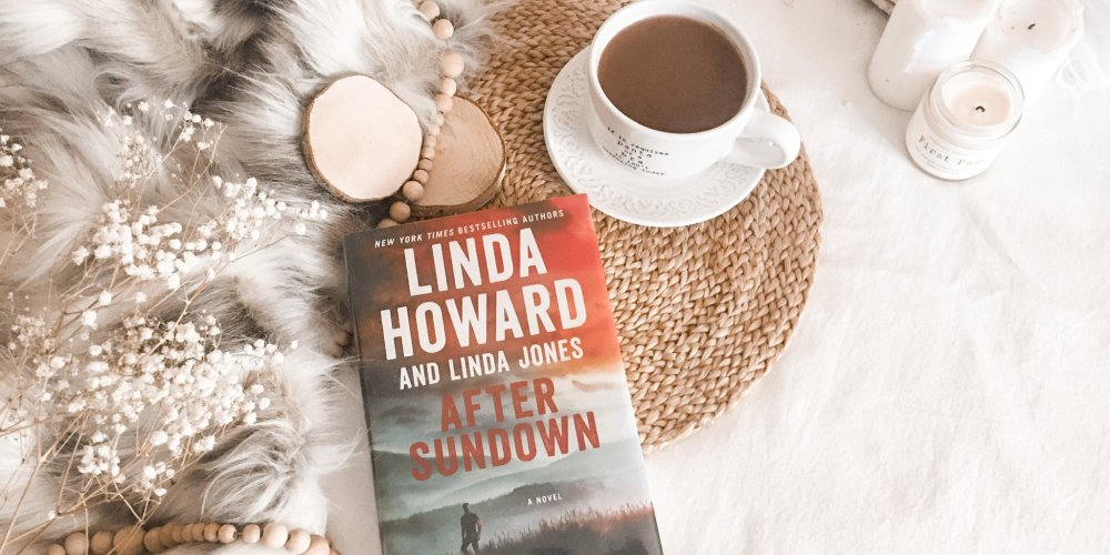After Sundown by Linda Howard, Linda Jones