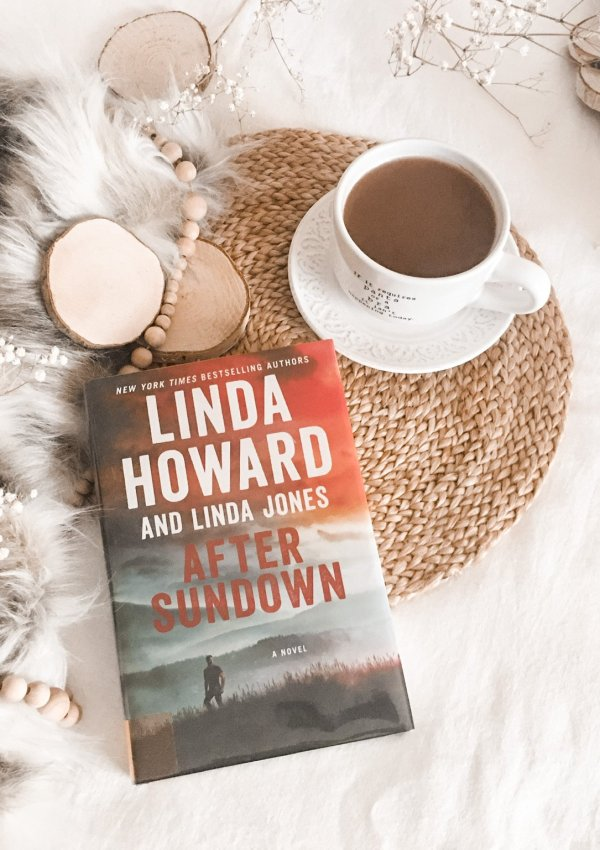 After Sundown  by Linda Howard, Linda Jones / timely, fascinating, and right up my alley