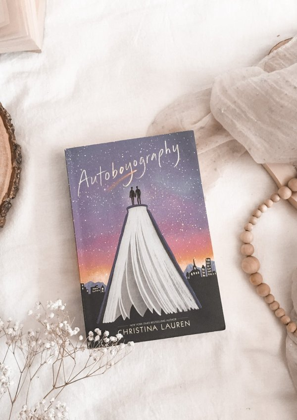 Autoboyography by Christina Lauren / My very first CLO book