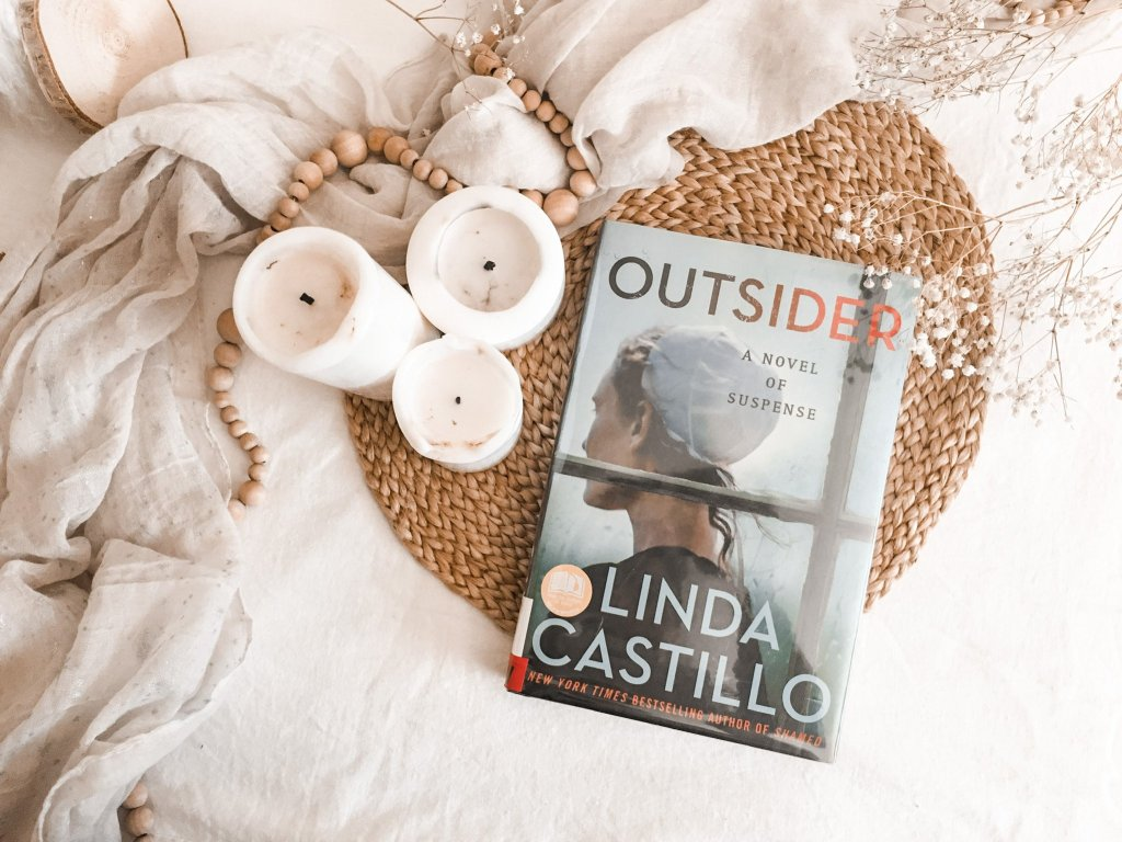 Outsider by Linda Castillo