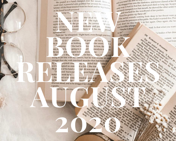 New and Exciting Books - August 2020