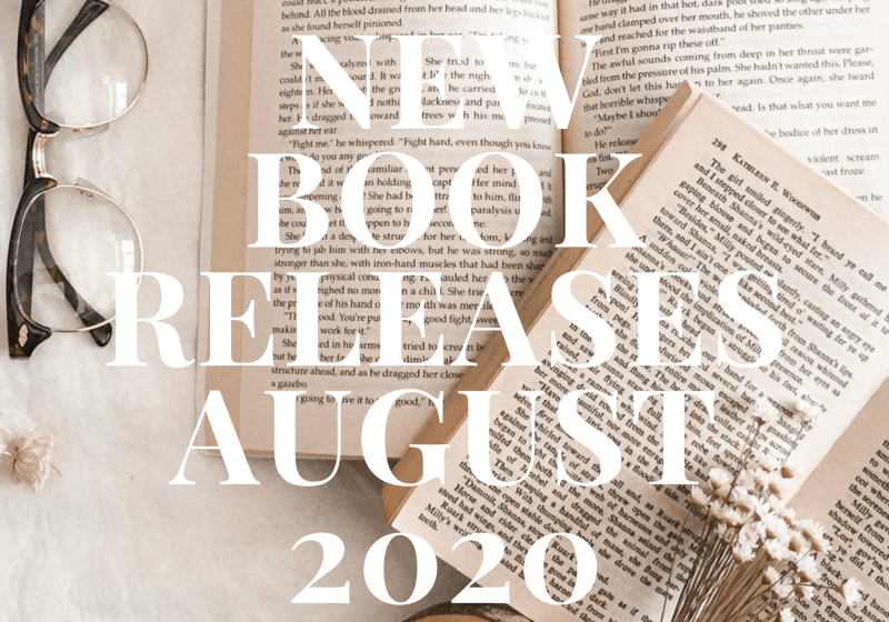 Book Releases August 2020