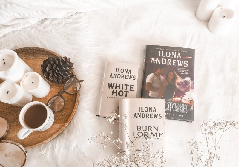 Hidden Legacy Series by Ilona Andrews