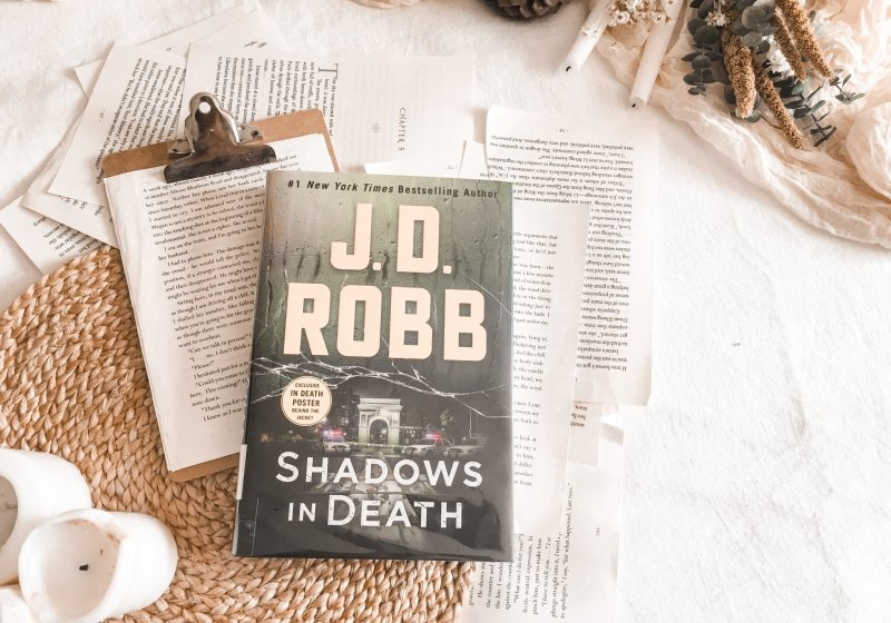 Book Review: Shadows in Death by JD Robb
