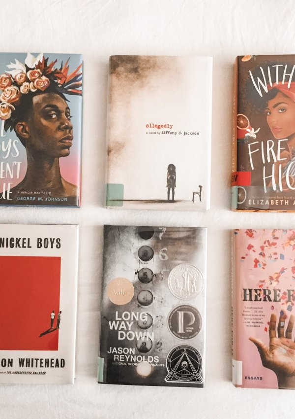 MUST READ BOOKS BY BIPOC AUTHORS / 2020