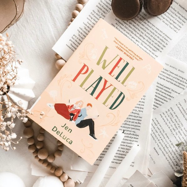 Book Review: Well Played by Jen DeLuca