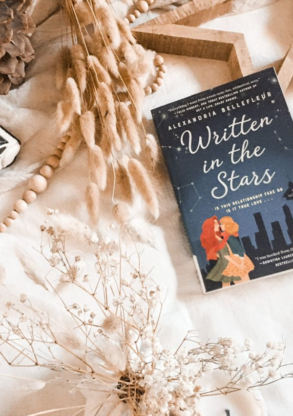 Written in the Stars by Alexandria Bellefleur | REVIEW