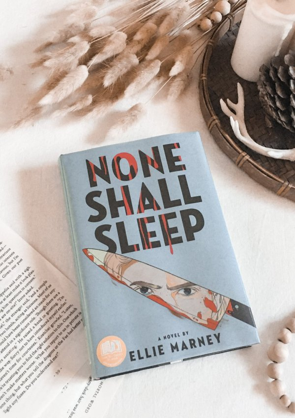 AUDIOBOOK REVIEW: None Shall Sleep by Ellie Marney / fantastic YA thriller