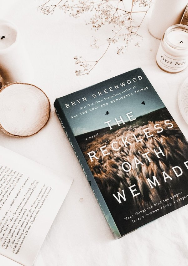 BOOK REVIEW: The Reckless Oath We Made by Bryn Greenwood / utterly unique