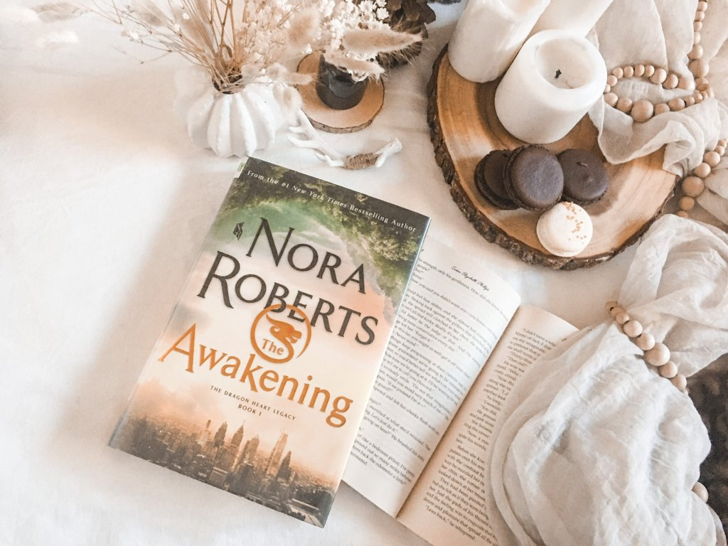 The Awakening by Nora Roberts | BOOK REVIEW