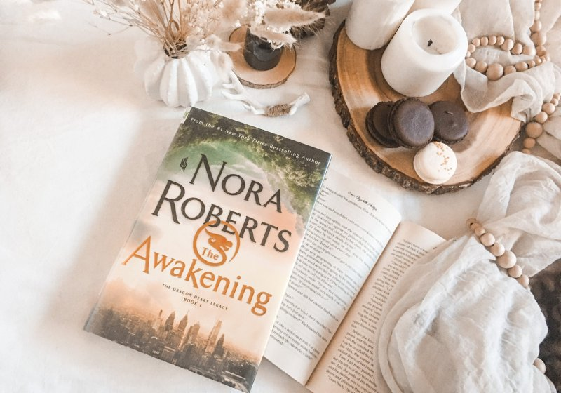 The Awakening by Nora Roberts | REVIEW