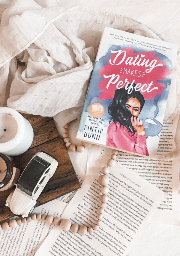 Dating Makes Perfect by Pintip Dunn | REVIEW