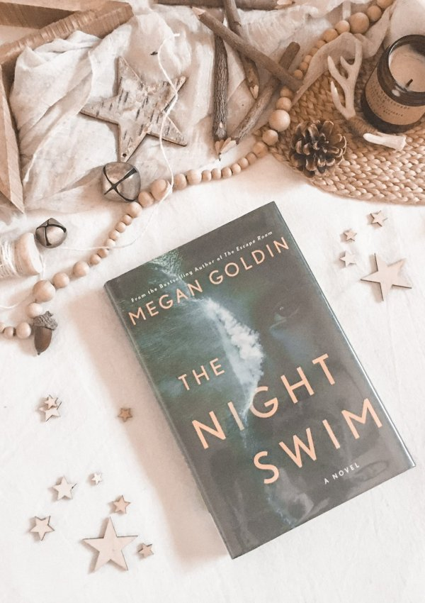 AUDIOBOOK REVIEW: The Night Swim by Megan Goldin / gritty and raw