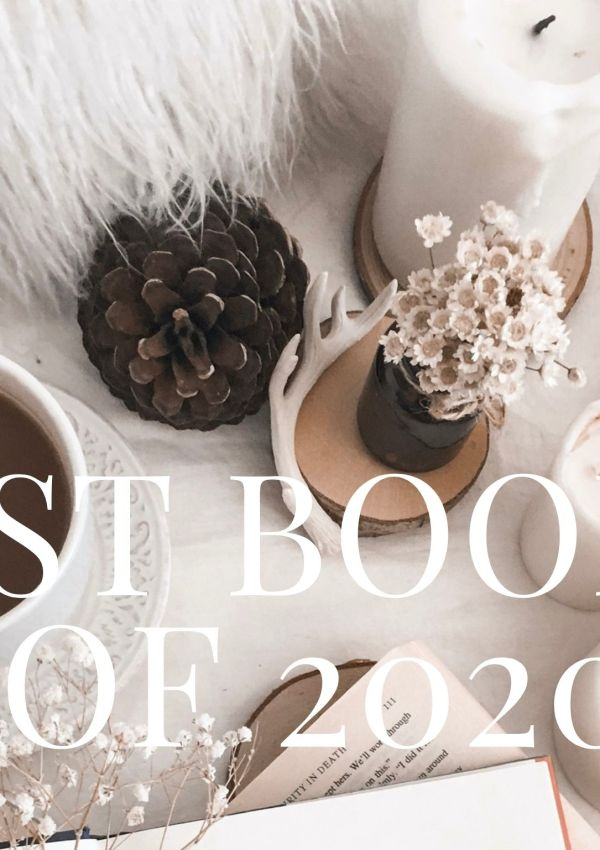 MUST READ BOOKS OF 2020 | GRATEFUL TO A FANTASTIC READING YEAR