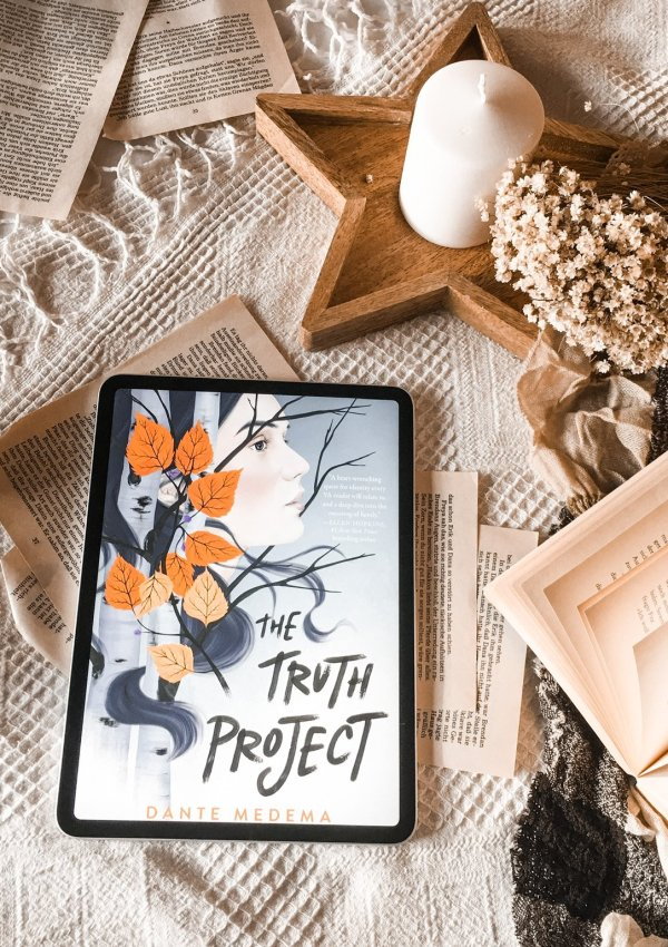 The Truth Project by Dante Medema   AUDIO REVIEW